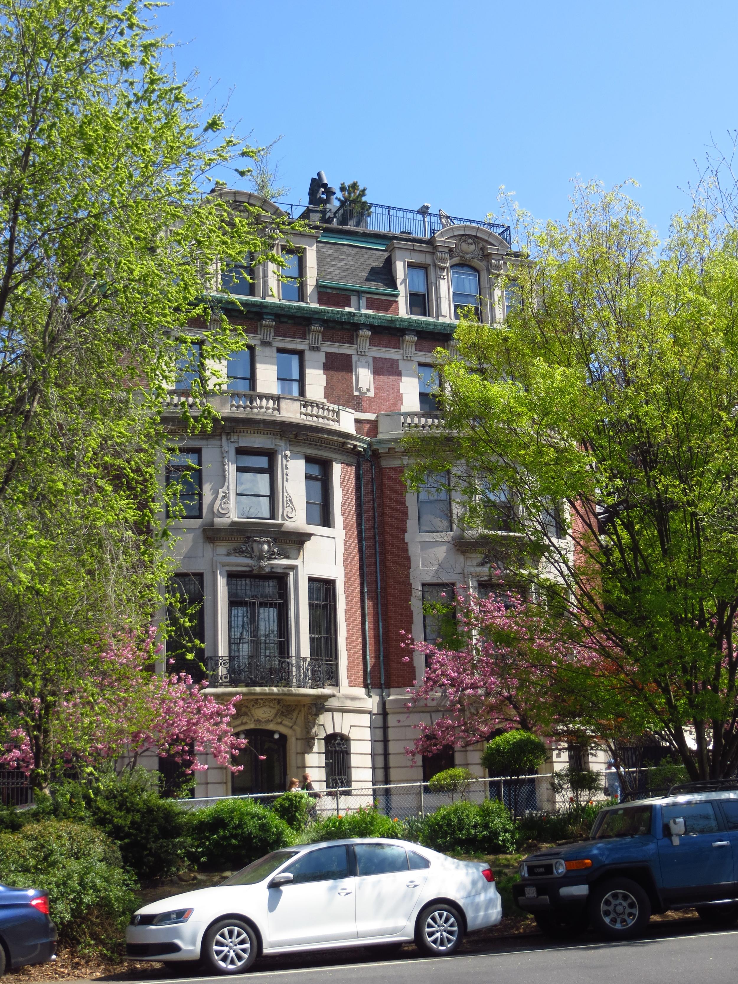 Riverside Drive mansion