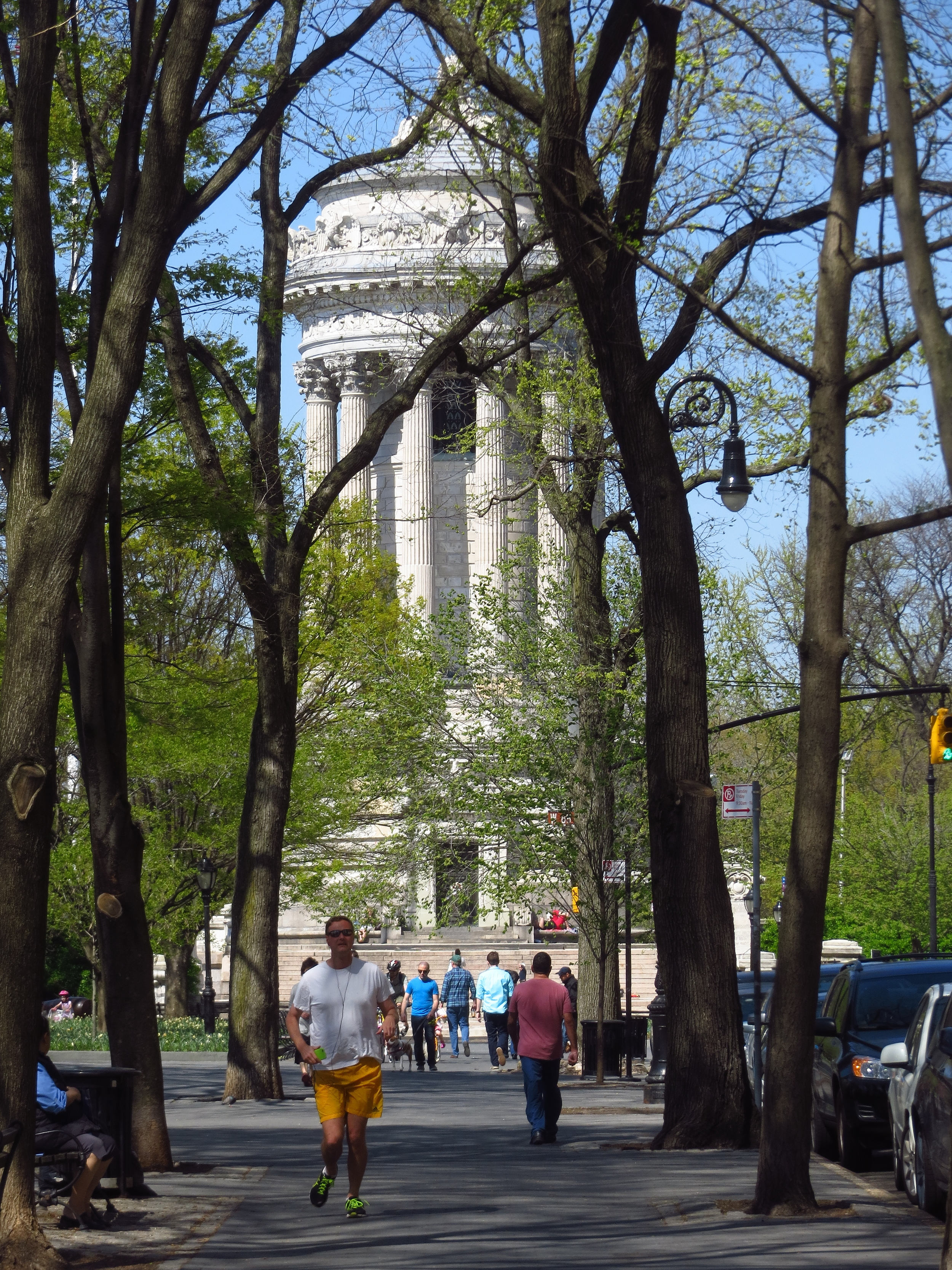 Sailors and Soldiers Monument