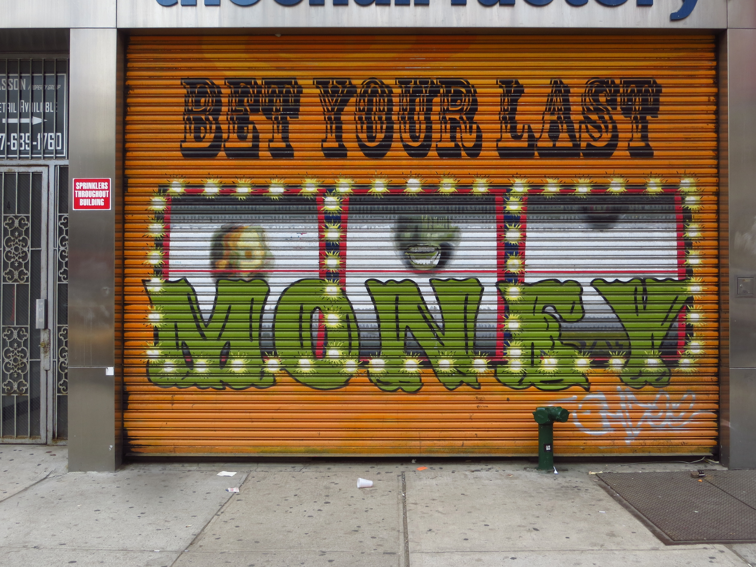 Bet Your Last Money