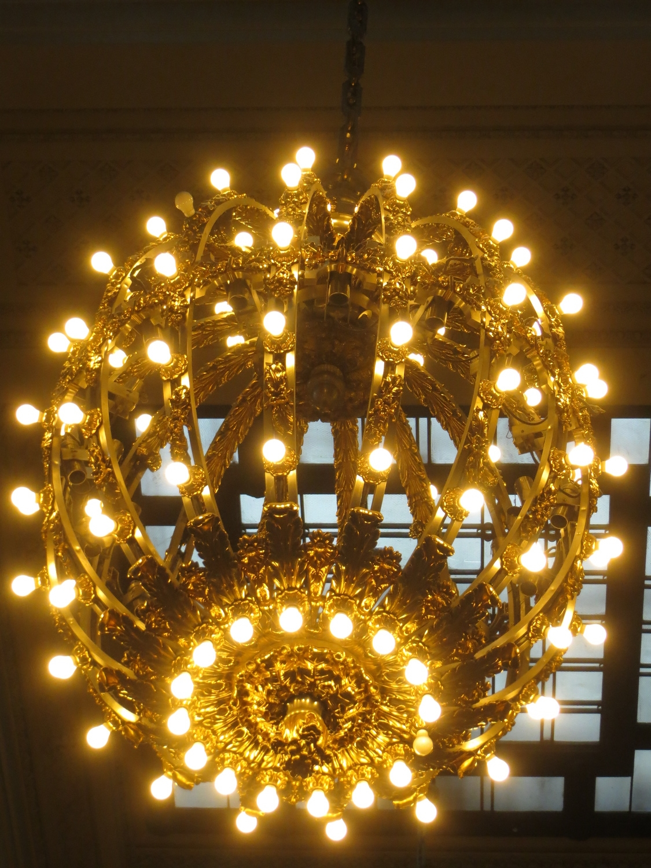 Grand Central light 1