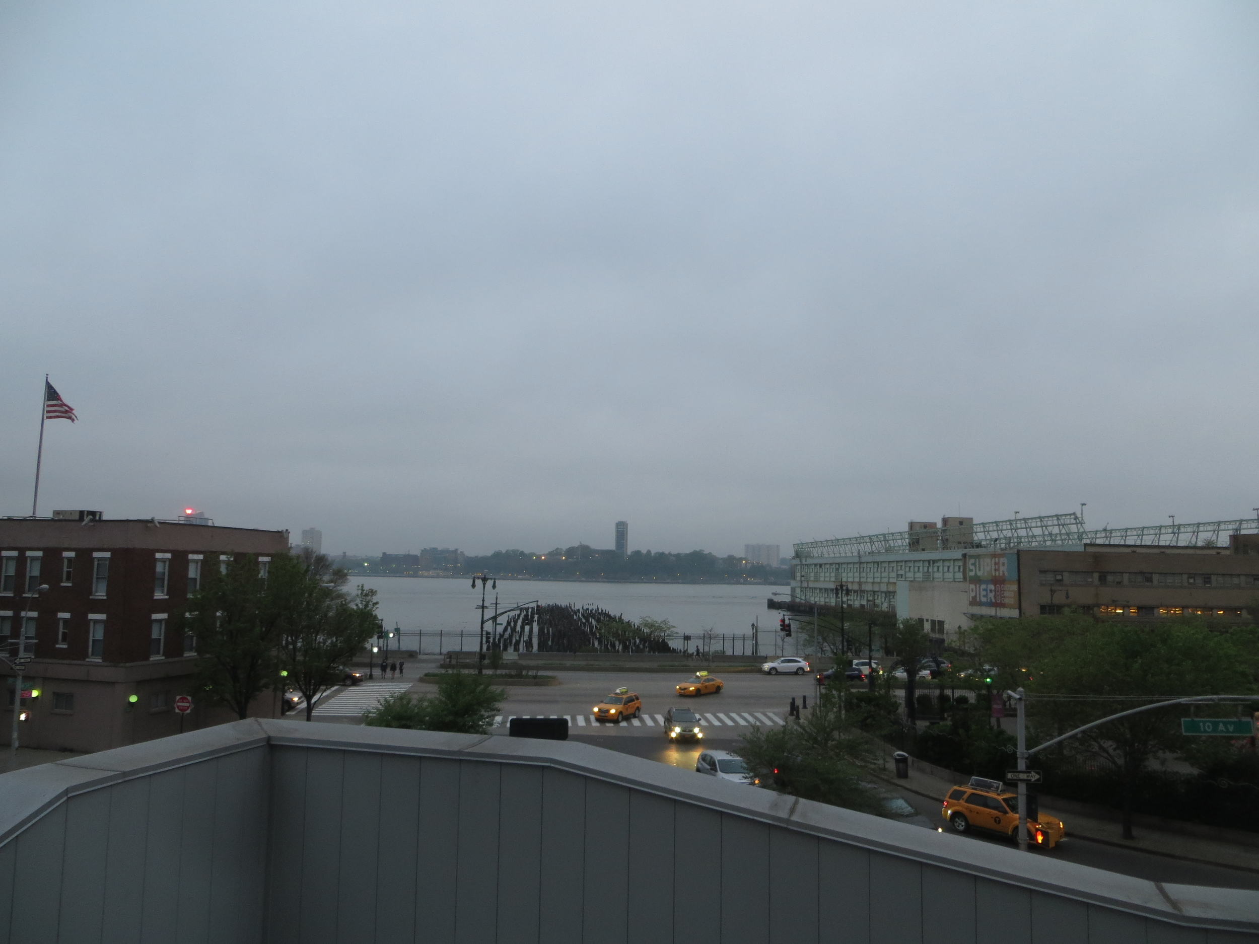 View of the Hudson