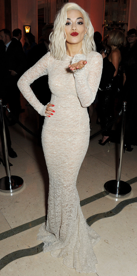 Rita Ora via Getty