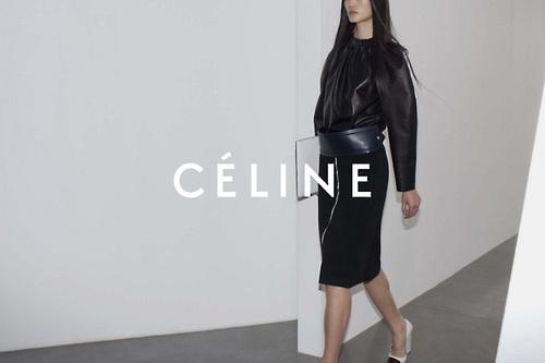 Céline via Tumblr