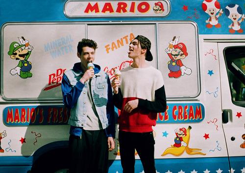 Jonathan and Sam by Hollie Fernando