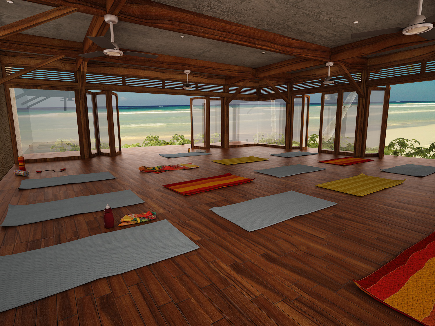 Sanara - Yoga & Studio Space