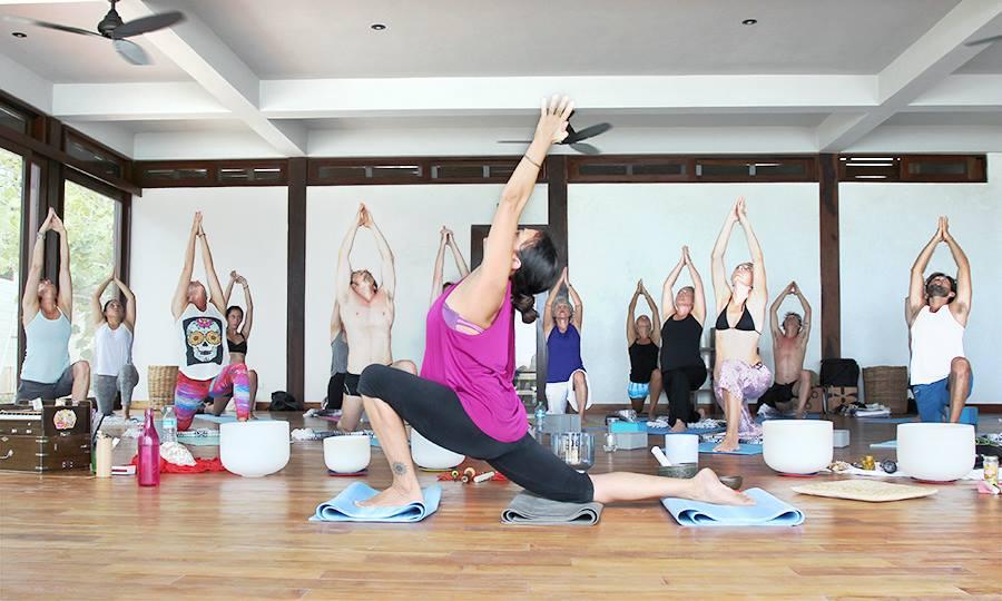 Alessandra Montana | Sanara Tulum Yoga