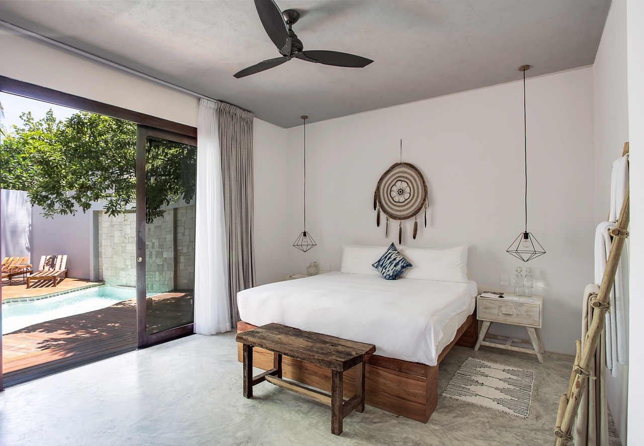 Sanara Jungle Compound - Rooms and Apartments- Providing a traveler, couple or group with a more economic option to enjoy our amazing Sanara facilities.