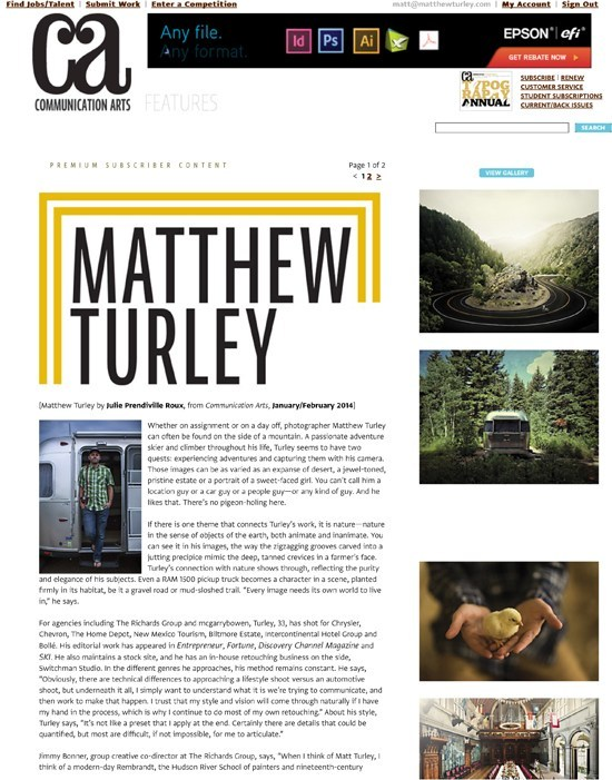 Matthew Turley