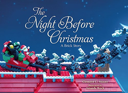 The Night Before Christmas- A Brick Story
