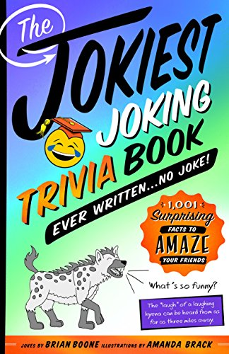 The Jokiest Joking Trivia Book