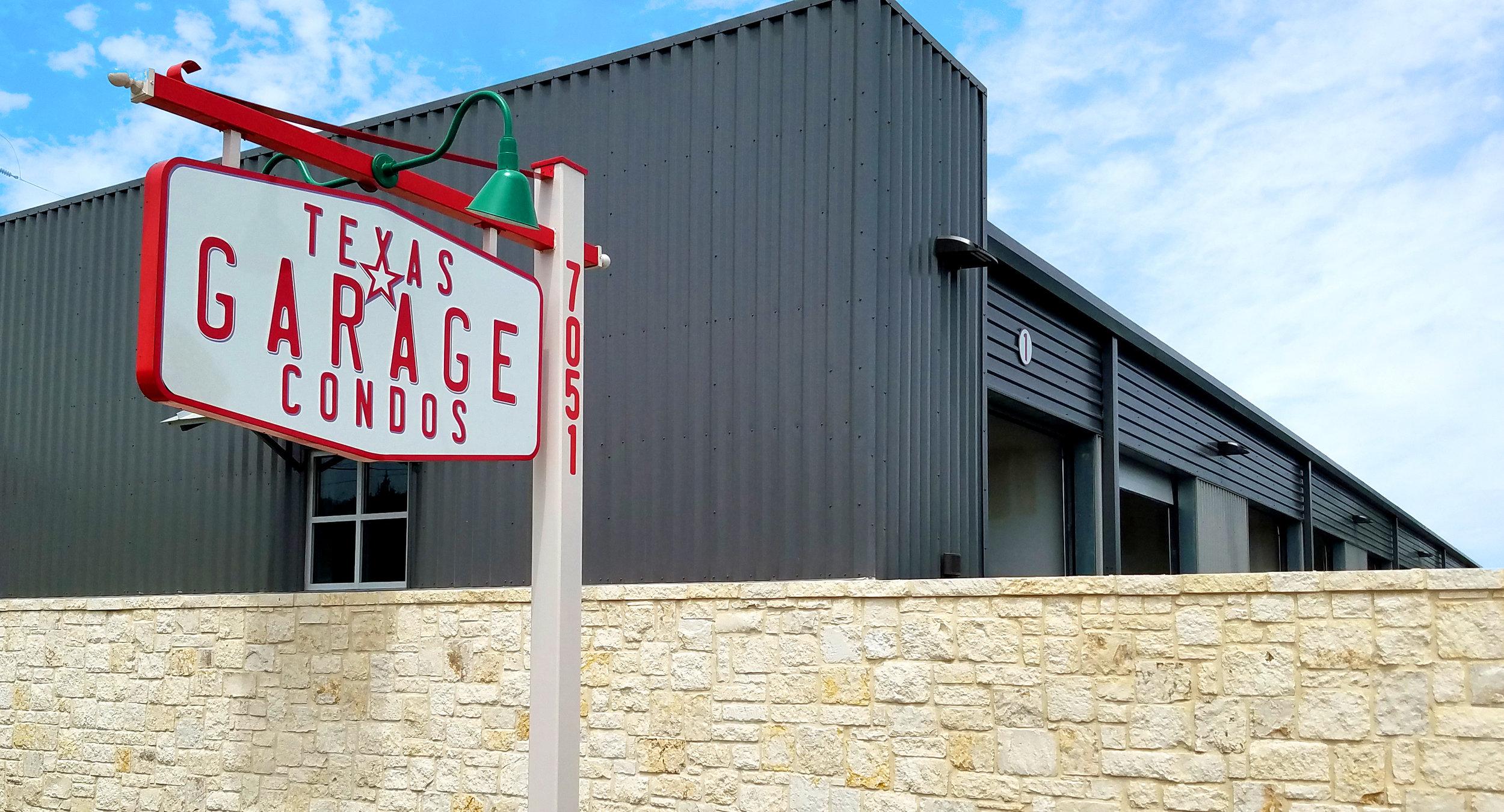 TexasGarage-logo on site signage.jpg