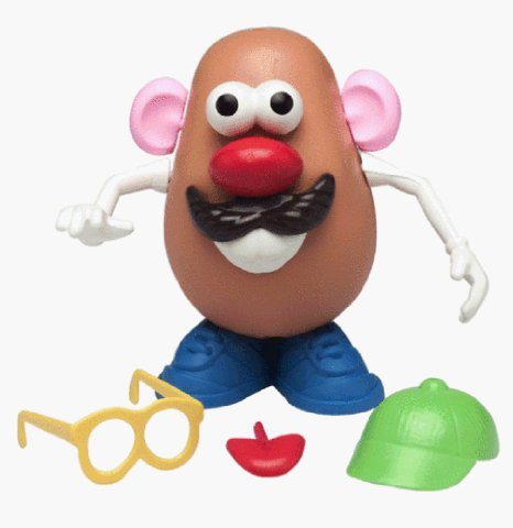 Talk about terrific tater-most other potatoes only have eyes. Lots of 'em.