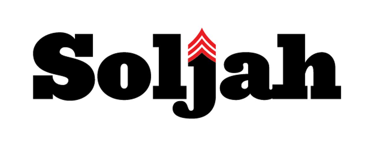 Soljah's main logotype