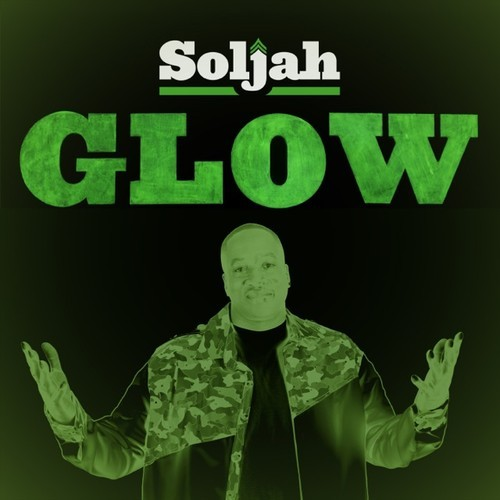 Album art for Sojah's single release: Glow