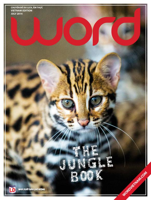 Cu Chi Wildlife reserve/Glen Riey/Word Magazine
