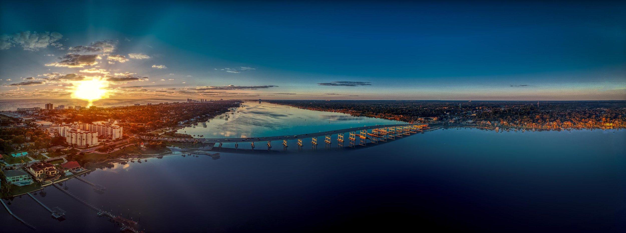 Panorama sunrise ormond bridge 2 copy.jpg