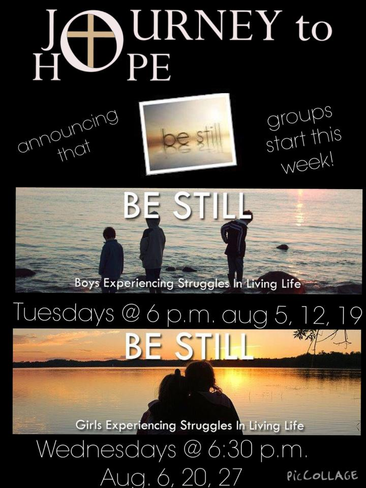 Join us for Be Still 2014!