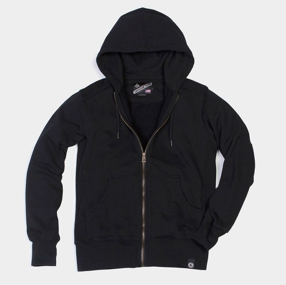 American Giant's made-in-USA hoodie (image: American Giant)