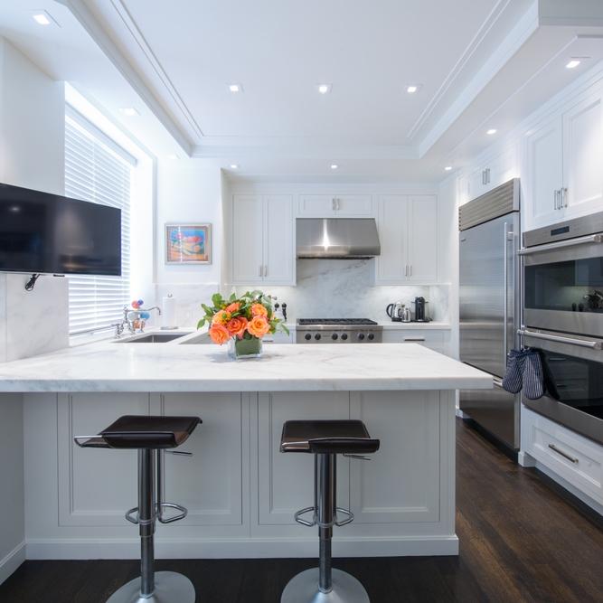 a residence on lexington avenue -