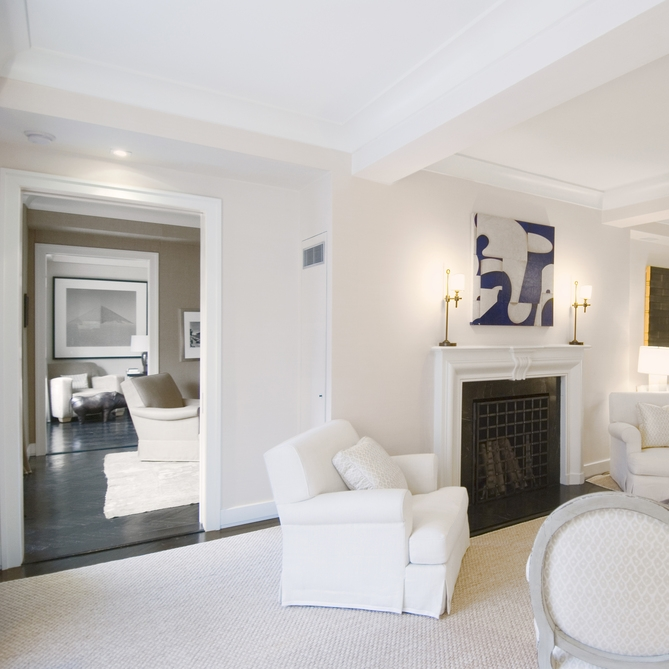 a floor through on 5th avenue & 91st -