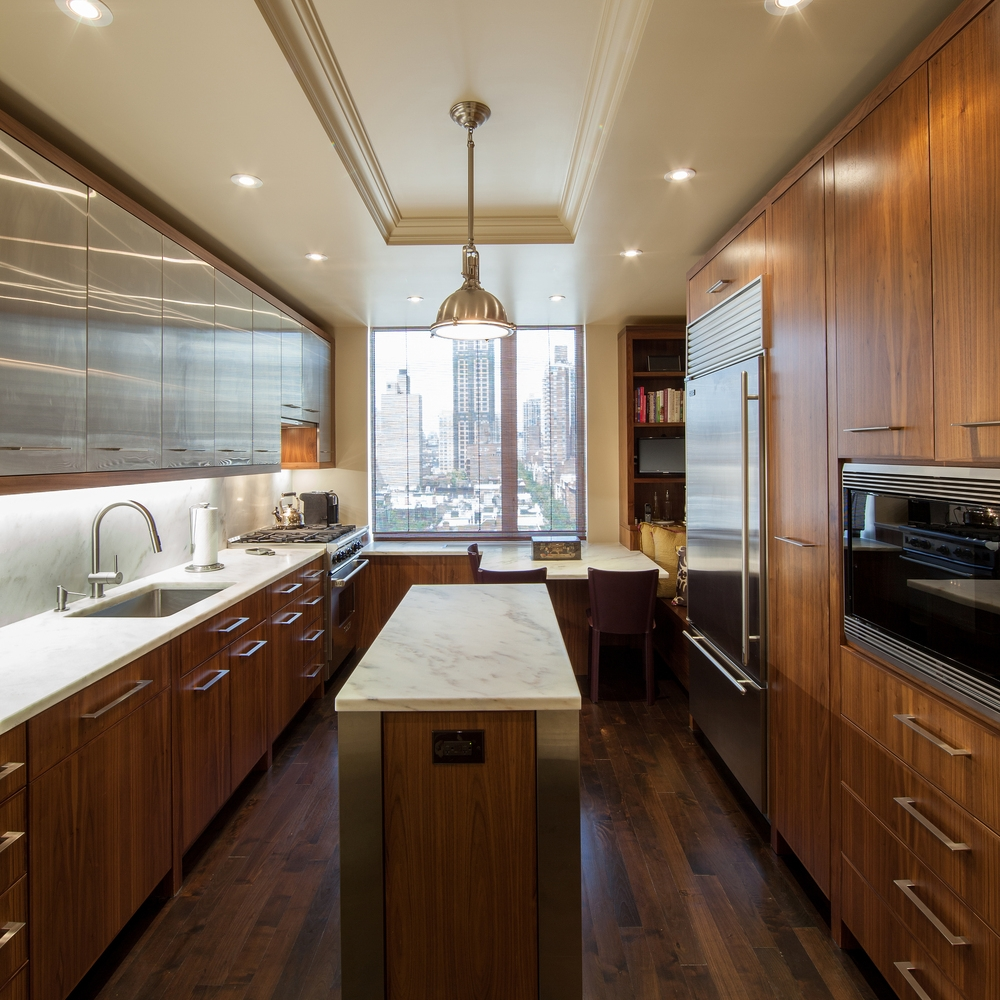 a floor through on east end & 84th -