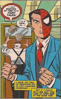 I love the half-Peter, half-Mask