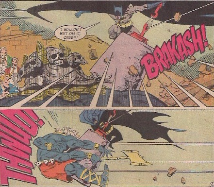 """""""Thwud!"""" That's a new sound effect."""