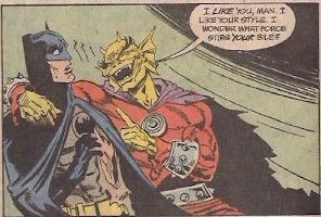 """Let me tell you something Mr. Batman"""