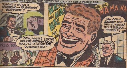 Just like that, Batman loses the public trust.