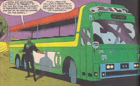Green-hound bus line?