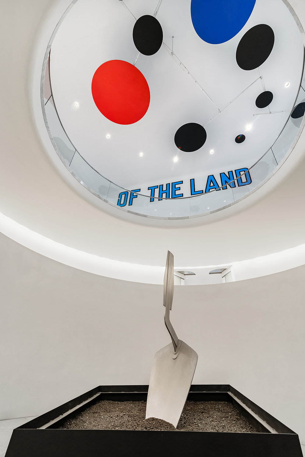 Lawrence Weiner Exhibit | Photographed for the Milwaukee Art Museum  January 2017