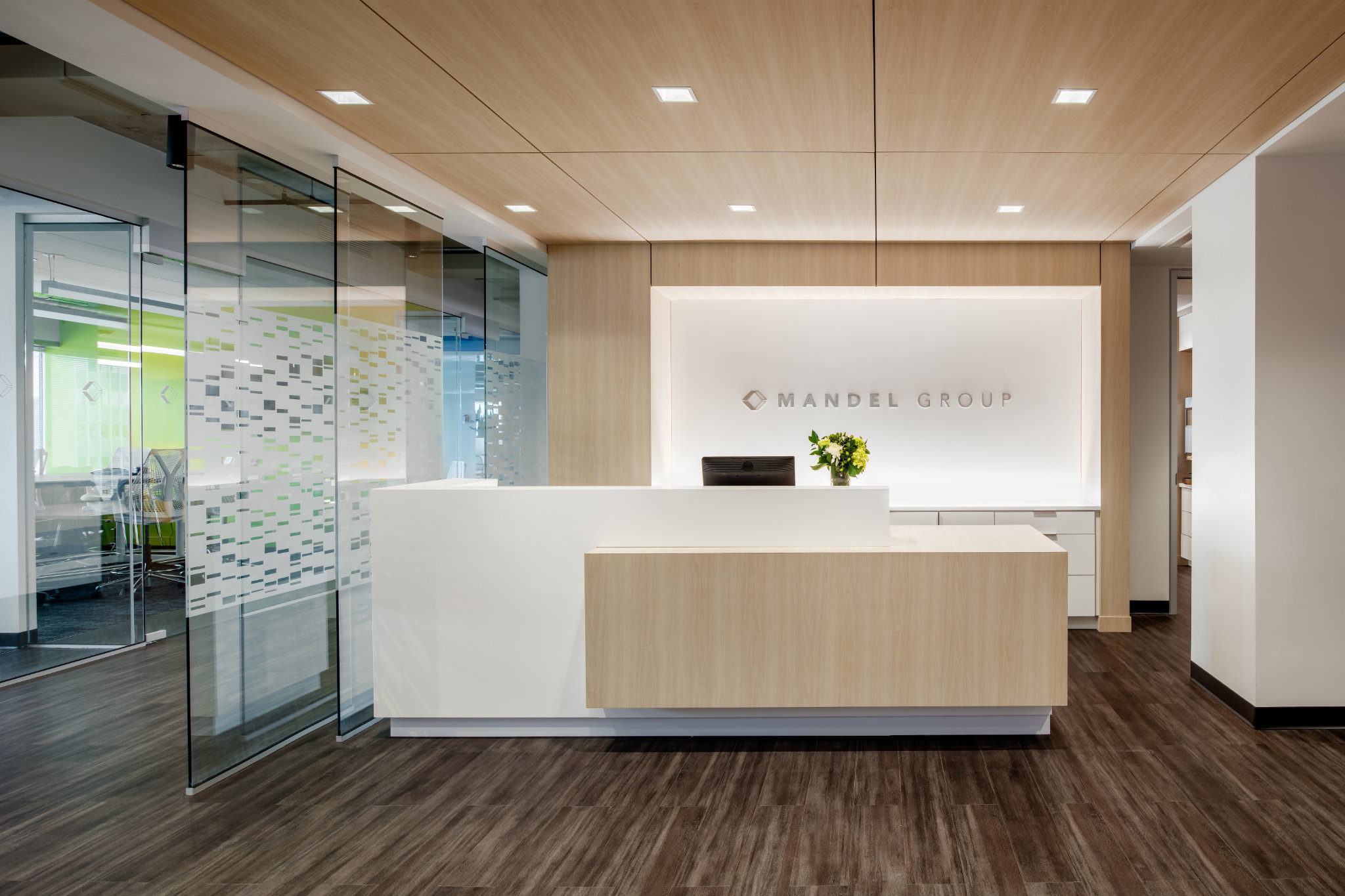 Mandel Group Offices - HGA Architects & Engineers