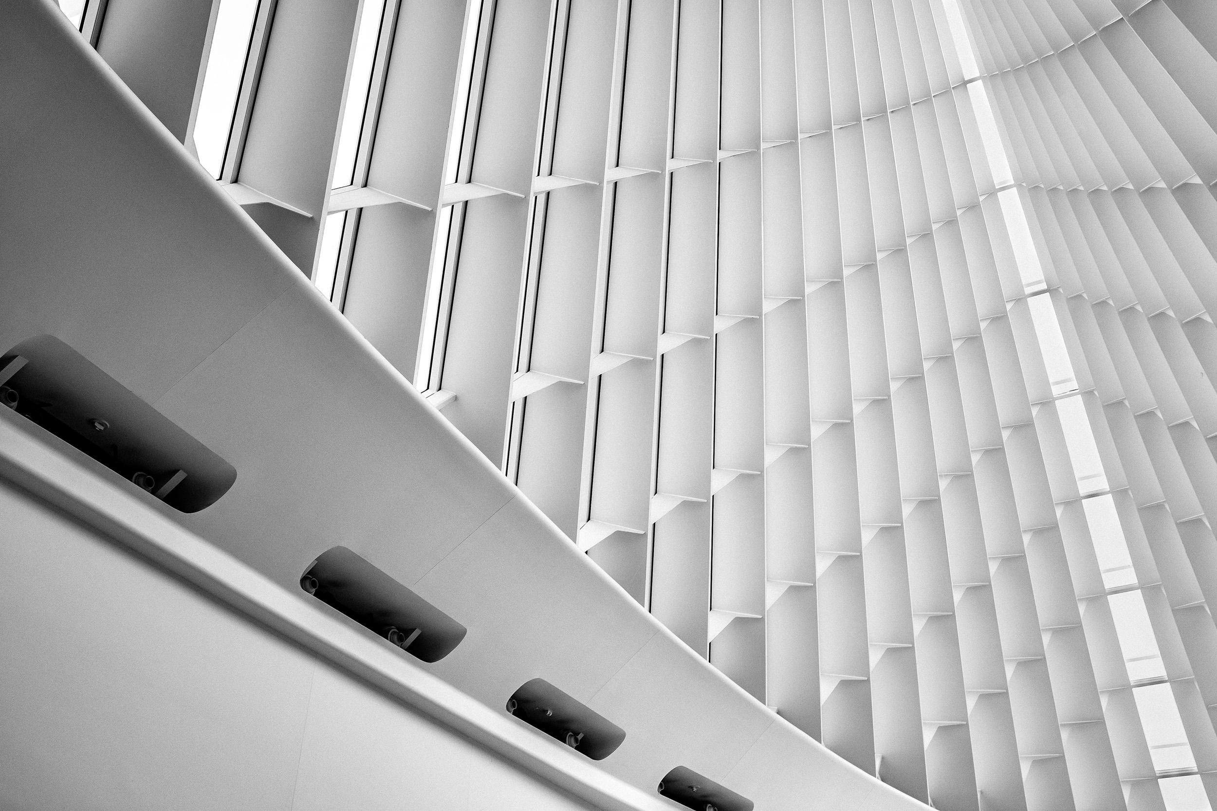 Milwaukee art Museum - Santiago Calatrava // HGA Architects & Engineers