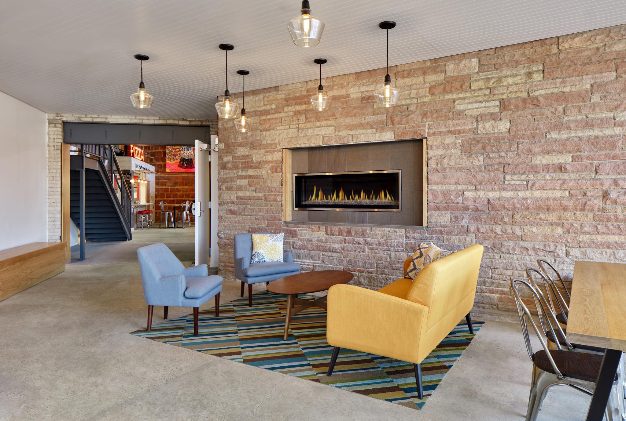 Sherman Phoenix, HGA, Architecture, Interiors