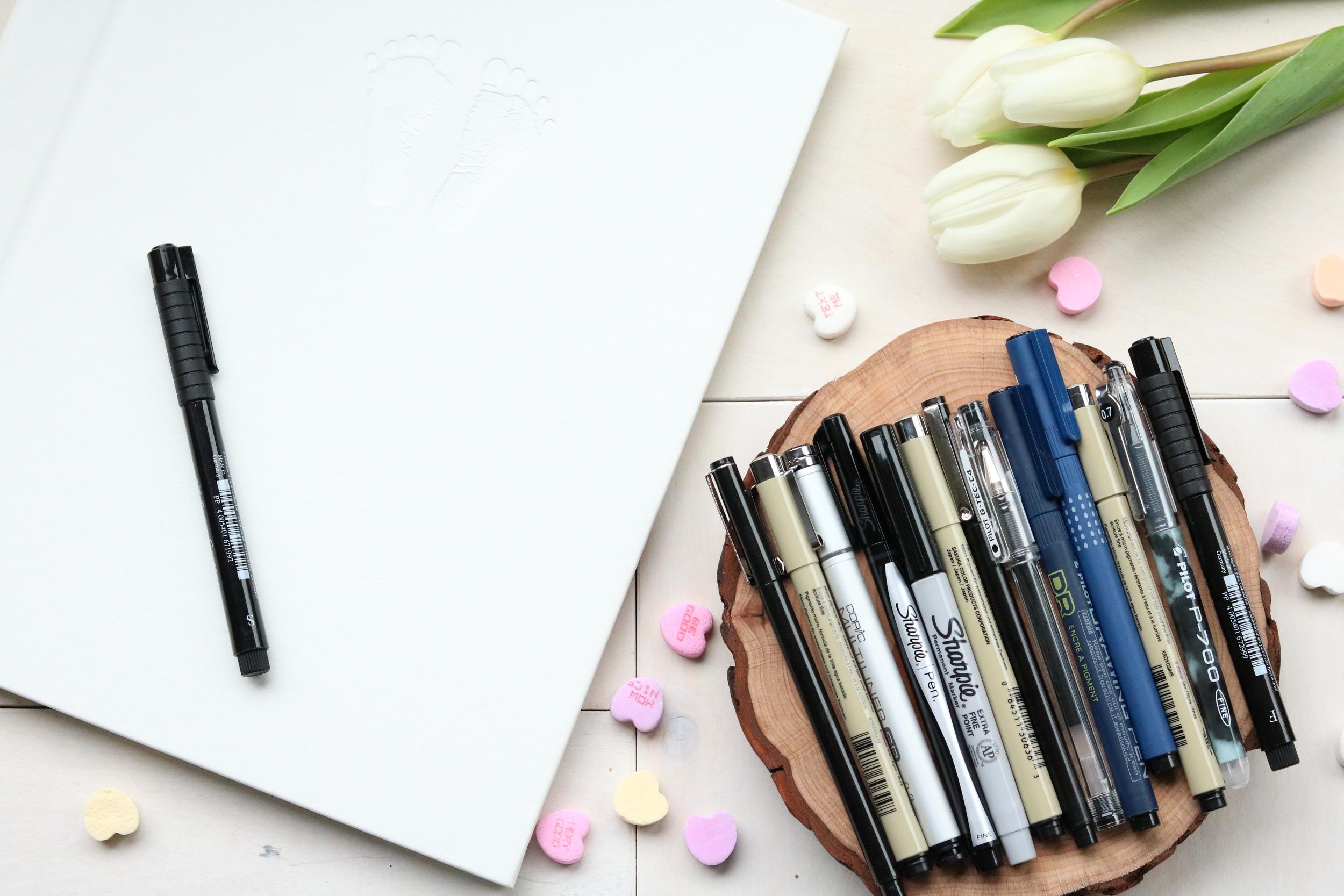 mushybooks blog pen review