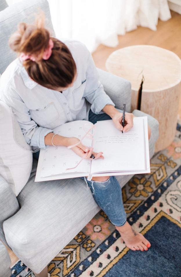 Jillian Harris featured Mushybooks