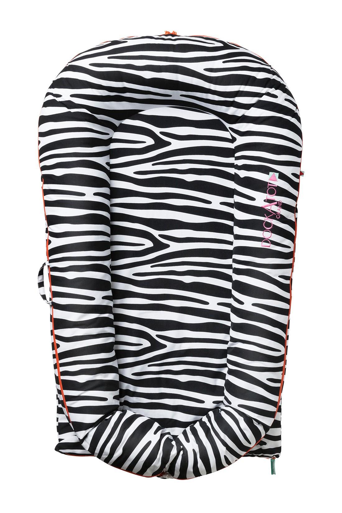 Dockatot Zebra Cover