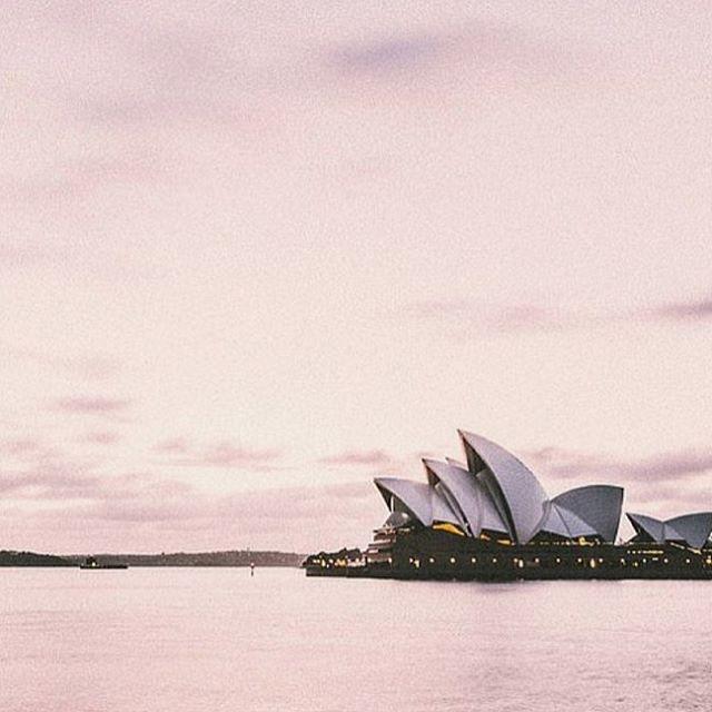 Good night, Sydney 💫
