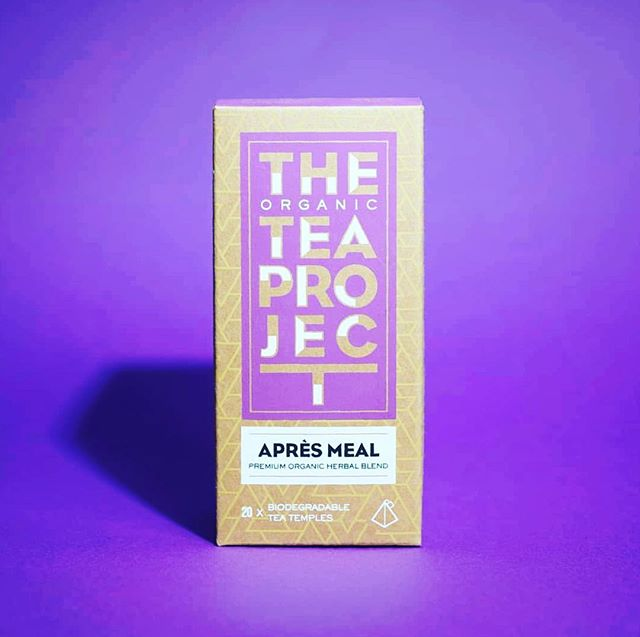 It's been a big week of all of the chocolate, all of the buns, all of the feasting and let's be honest much of the alcohol 😏. @theorganicteaproject's Après Meal Tea naturally assists digestion following post over indulgence, leaving you and your tummy smiling. #organictea #herbaltea #apresmeal #cartelandco