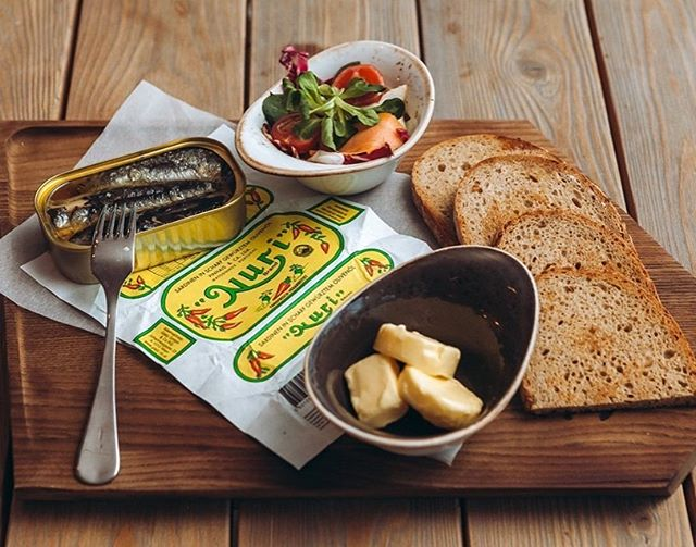 Introducing a new brand for Cartel & Co - @nurisardines.  Nuri Sardines are crafted at Conserveira Pinhais & Cia, in Matosinhos – Portugal, 500m from the Atlantic Ocean. Founded in 1920, Pinhais & Cia has grown over a century, remaining faithful to a traditional method of production that guarantees the highest quality and flavour of its products.  100% Hand-Crafted exclusively to detail and hand-wrapped with the original vintage design from the 30's, each Nuri product is unique, numbered and a reference selection for Chefs that look for genuine, healthy, and heritage on a food product, worthy of the most special occasions.  We are currently stocking four Nuri products; Sardines in Olive Oil, Spiced Sardines in Olive Oil, Sardines in Tomato Sauce and Spiced Sardines in Tomato Sauce. YUM!  #sardines #portugal #cartelandco #nuri