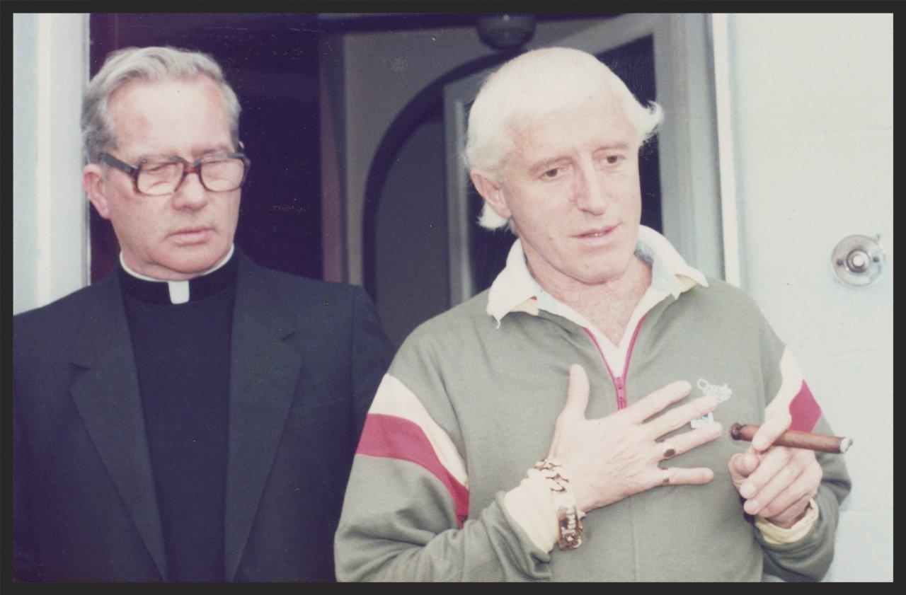 Fr. O'Connell ogJimmy Savile