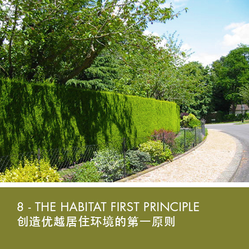 Richard Reid Habitat First Principle
