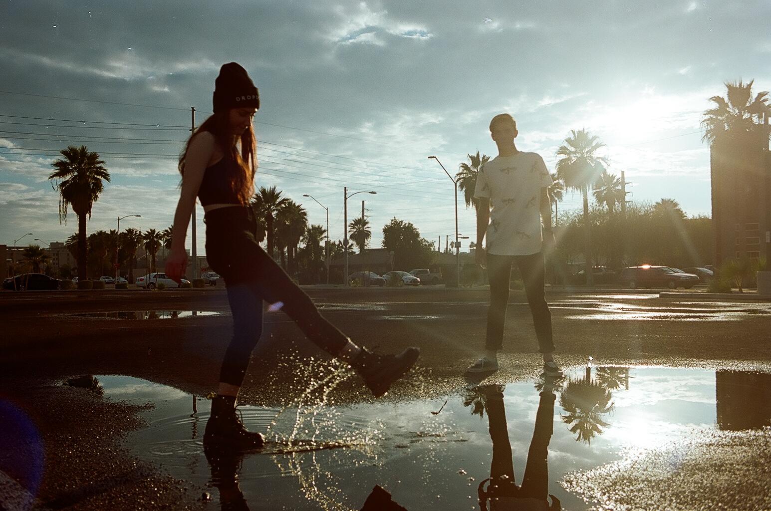 Kayla & Stephen - Drop Dead - Winter 2014