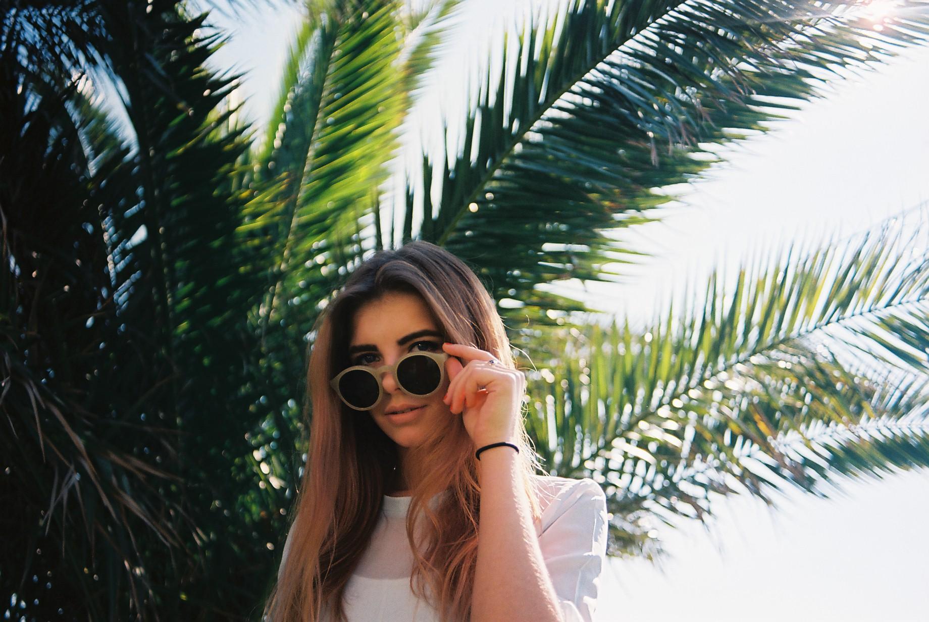 Model  - Lily Woollard