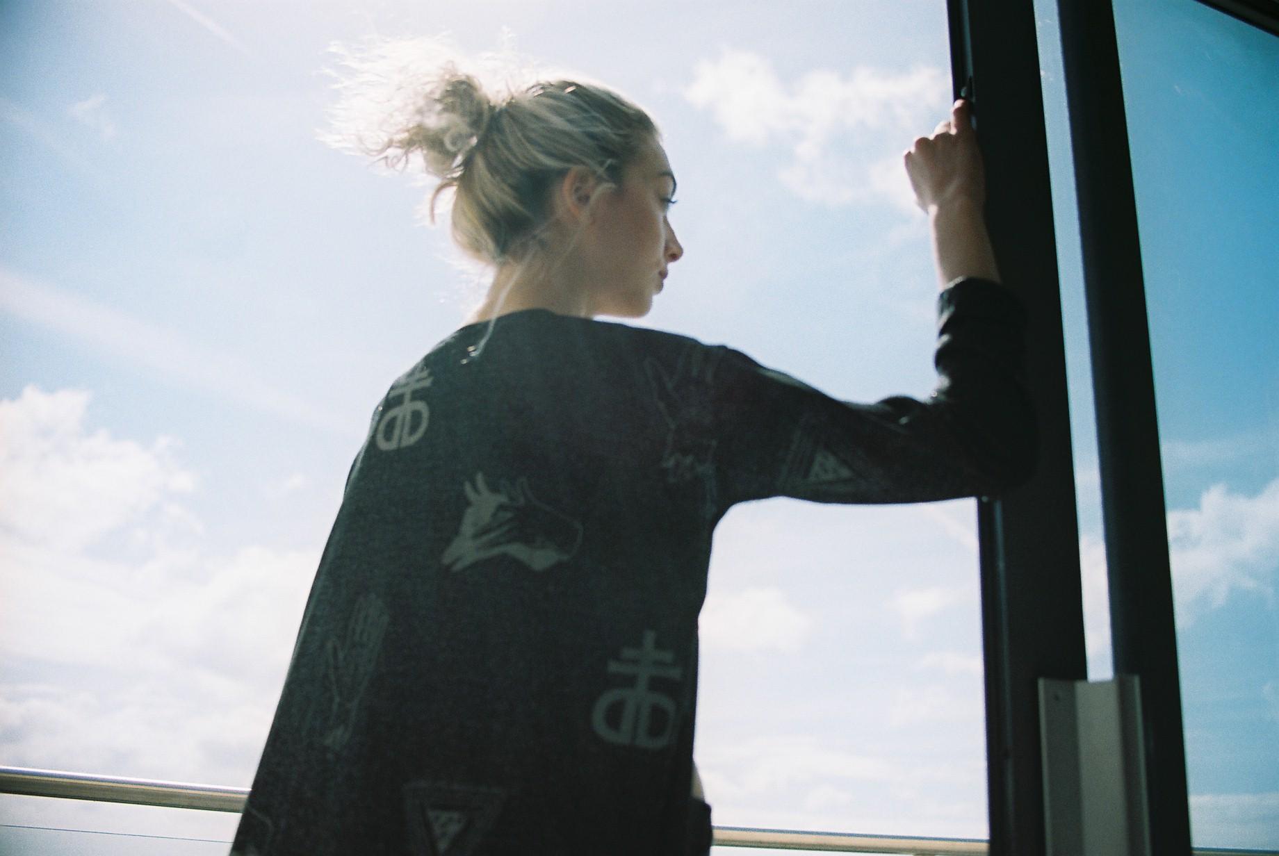 Model:   Elouise Brooks-Herbert