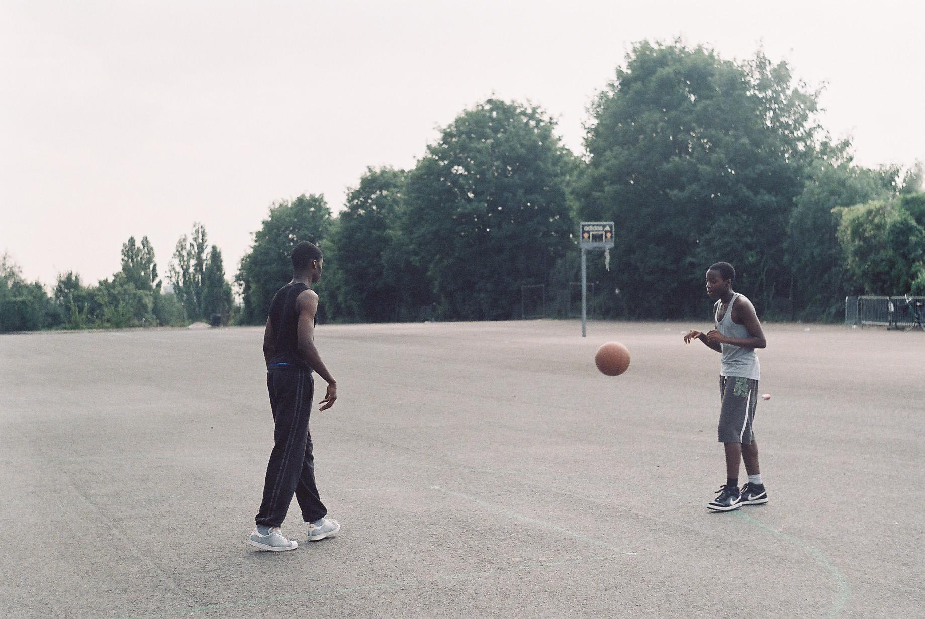 The Basketball Boys