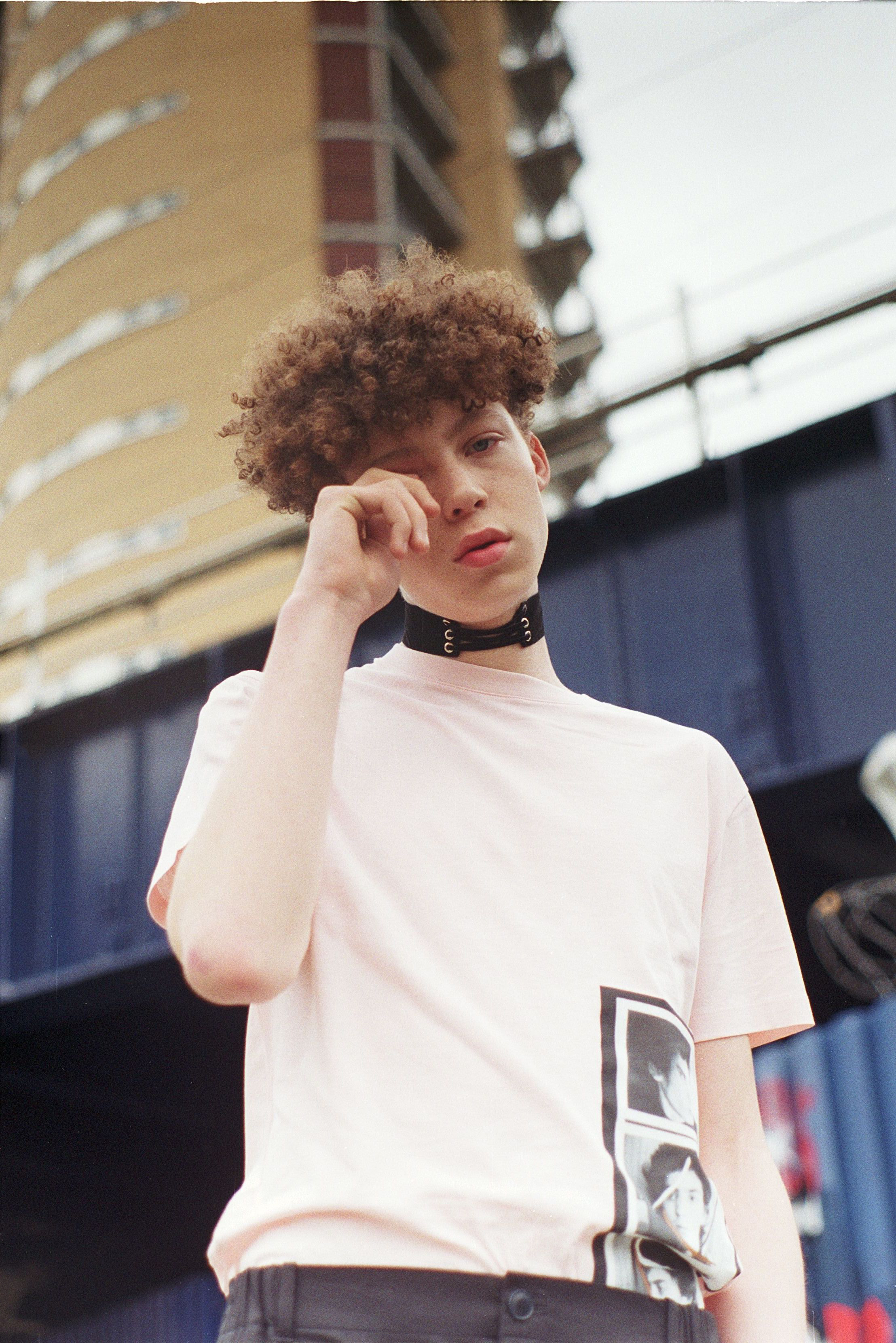 INDIE Magazine - 'Luis, the cool kid of London Fields'   Art direction, Styling & Casting  CRISTINA CHIRILA  Model  LUIS @ Named Model Management Hair & Make-up  REBECCA MATTSSON using  Delilah Cosmetics