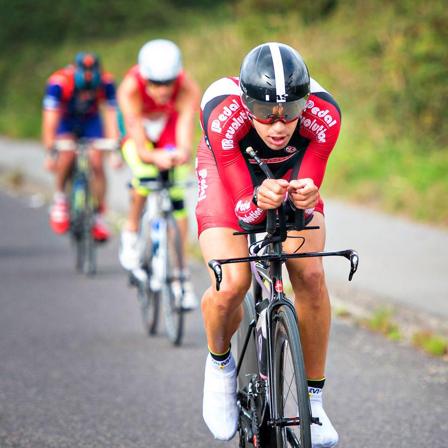 Joe Skipper Challege Weymouth Ironman UK