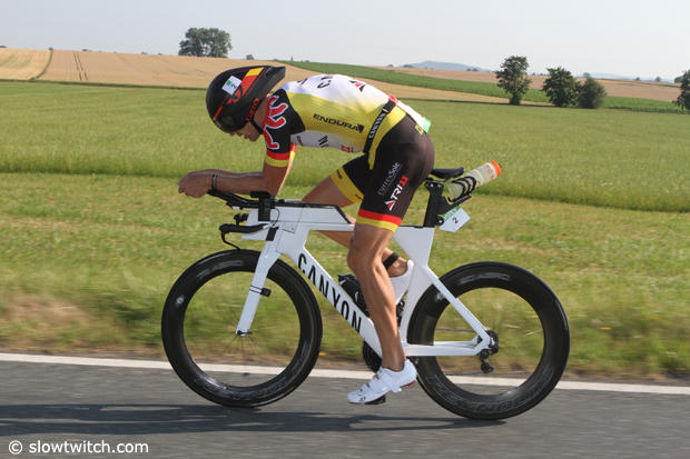 Frommhold wins Challenge Roth