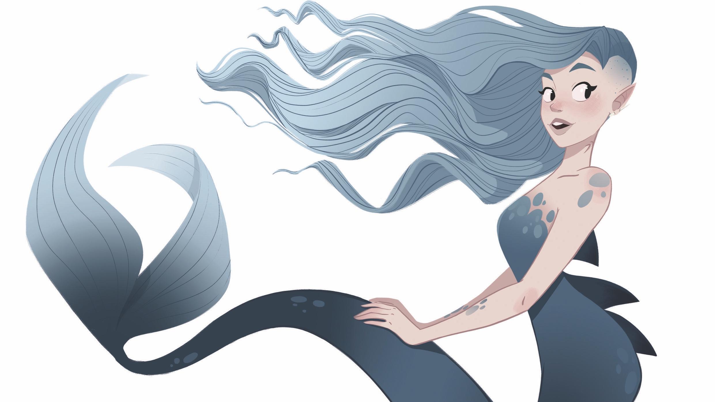 Mermaids in May - The MerMay Challenge